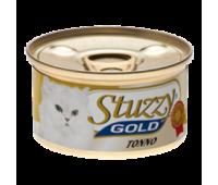 Stuzzy Gold (Штуззи) для взрослых кошек Тунец в собств. соку 85г