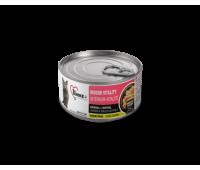 1stChoice консервы 85г Vitality Курица с яблоками для кошек