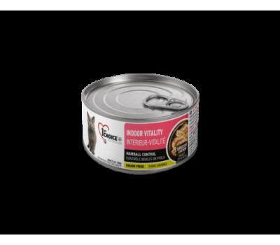 Купить 1stChoice консервы 85г Vitality Курица с яблоками для кошек