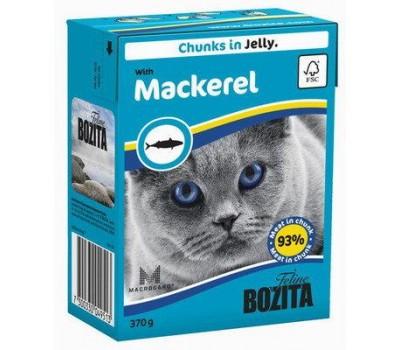 Купить BOZITA консервы 370г скумбрия в желе для кошек