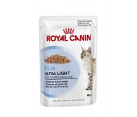 Royal Canin Ultra Light (в соусе) облегченный корм