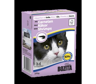 Купить Bozita корм для кошек Бозита с креветкой