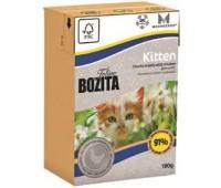 Bozita Funktion 190г кусочки курицы в желе для котят