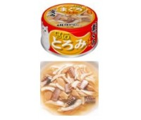 CIAO консервы 80г кальмар с мраморной вырезкой тунца