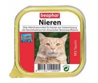 Beaphar Neiren Taurin 100г паштет из курицы с таурином при почечной недостаточности у кошек
