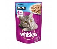 Whiskas для взрослых кошек рагу с телятиной