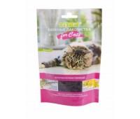 TiTBiT Вяленые лакомства Кусочки Печени Говяжьей для кошек 60г