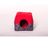 Юсонд дом-куб трансформер №1 36*32см для собак