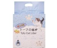 HAKASE AREKKUSU Наполнитель Тофу пресованые соевые гранулы Тофу 6л