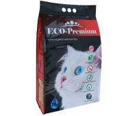 ECO Premium GREEN наполнитель комкующийся