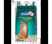 КУЗЯ для кошек минеральный - опока 4,5л