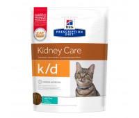 HILL'S PD k/d при болезнях почек с тунцом для кошек 400г