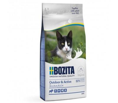 Купить BOZITA Funktion Outdoor&Active для растущих и активных кошек 10кг