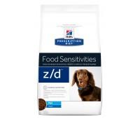 HILL'S PD z/d при аллергии у мини пород собак 1,5кг