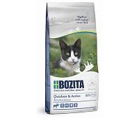BOZITA Funktion Outdoor&Active для растущих и активных кошек с лосем 10кг
