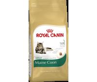 Royal Canin Maine Coon корм взрослых кошек для породы мейн-кун