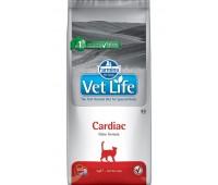 Farmina VetLife Cardiac для кошек с заболеваниям сердца 2 кг