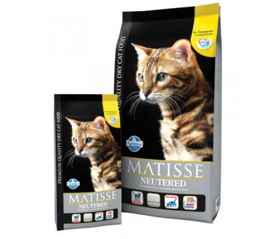 Купить Farmina MATISSE Neutered 0,4кг для стерелизованных/кастрированных кошек и котов*
