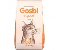 GOSBI ORIGINAL URINARY с профилактикой МКБ у кошек
