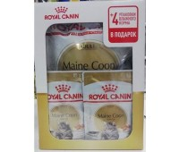 Royal Canin Maine Coon 2кг+ 4 пауча 85гр в подарок