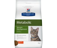 HILL'S PD Metabolic Weight Management с курицей при избыточном весе у кошек