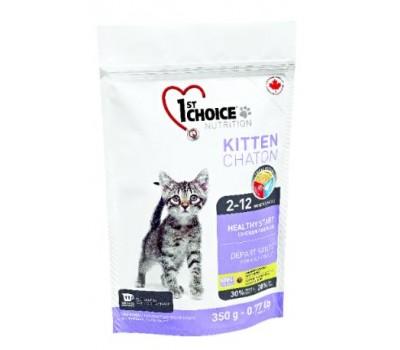 Купить 1stChoice (Фест Чойс) корм для котят