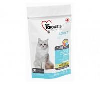 1stChoice для взрослых кошек с лососем