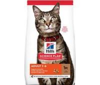 HILL'S SP Optimal Care с ягненком для кошек