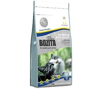 Купить BOZITA Funktion Sensitive Diet & Stomach для кошек с чувствительным пищеварением 2кг