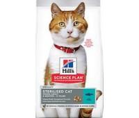 HILL'S SP Sterilised с тунцом для стерилизованных кошек и котят
