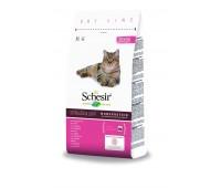 SCHESIR ADULT с ветчиной для стерилизованных кошек