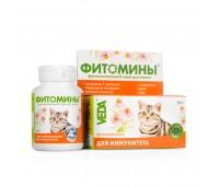Фитомины для иммунитета для кошек 50г (30)