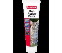 Beaphar Duo Active 100г витаминная паста для кошек