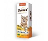 Витамины Unitabs ImmunoCat с Q10 паста для кошек, 120мл