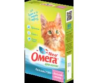 ОМЕГА NEO+ Витамины Веселый Малыш для котят 60шт