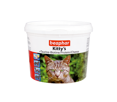 Купить Beaphar Kitty's Mix 750таб витамины для кошек