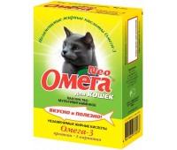 ОМЕГА NEO для кошек 90шт протеин+ Lкарнитин