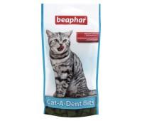 Beaphar Cat-A-Dent-Bits 35г витамины с хлорофилом