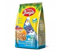 Happy Jungle 500г корм для волнистых попугаев в период линьки