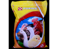 Комбикорм PURINA для бройлерных цыплят Гроуэр/Рост 25кг