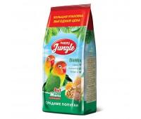 Happy Jungle 900г для средних попугаев