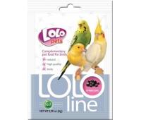 Lolo добавка уголь для птиц 10г