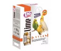 Lolo мел для птиц с апельсином XL 190г