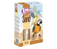 добавка Lolo для птиц Песок Анисовый 1,5кг