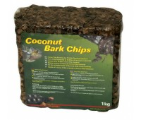 Субстракт Coconut Bark Chips для Террариума 1кг LUCKY REPTILE