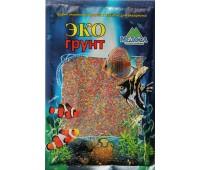 Грунт Медоса 1кг 0,5-1мм Песок Микс