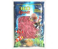 Грунт Медоса 1кг 2-5мм Мраморная Крошка красный