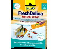Tetra корм FreshDelica Krill 48г желе креветки