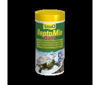 Tetra REPTO Min (палочки) для водных черепах