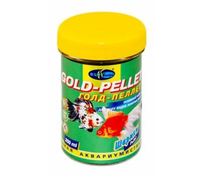Купить BIOdesign Голд пеллет (плавающие гранулы) 200мл